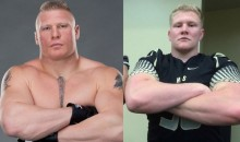 4-Star Recruit Parker Boudreaux Looks Exactly Like Brock Lesnar (Pics)
