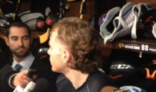 Patrick Kane Mullet Is Back For The Playoffs (Pic)