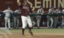 Watch The Most Emphatic Bat Flip Ever (GIF)