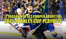 12 Reasons to Get Pumped About the 2015 Stanley Cup Playoffs