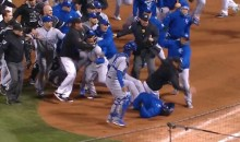Royals-White Sox Brawl, Five Ejected (Video)