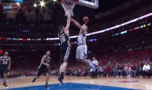 It Was 'The Blake Griffin Show' During Game 1 Of Clips-Spurs (Videos)