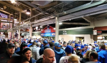 The Wrigley Field Renovations Caused Crazy Bathroom Lines (Pics)