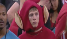 This Sad Wisconsin Teletubby Will Break Your Heart (Video)
