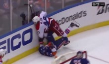 Jim Ross Calls The Tom Wilson Hit on Visnovsky (Video)