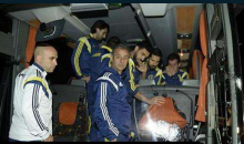 Fenerbahce Team Bus Gets Shot Up by Unknown Gunmen (Video)