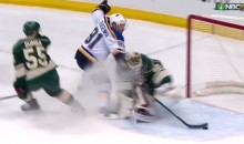 Vladimir Tarasenko Does It Again, Scores Amazing One-Handed Goal (Video)