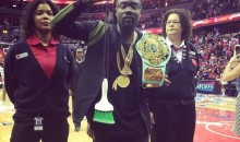 Wale Trolled Drake on Instagram after Wizards Sweep