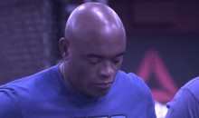 Anderson Silva Reaction to Postive Drug Test Caught on Camera for Reality TV Show (Video)