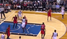 Here's Another One for the Anthony Bennett Blooper Reel (Video)
