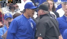 After Nasty Weekend Series, the A's and Royals Officially Hate Each Other (Videos)