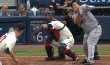 Bartolo Colon RBI Single Every Bit as Hilarious Bartolo Colon Strikeout (Video)