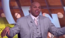 This Charles Barkley Bird Imitation from TNT's NBA Playoffs Coverage Was Very Disturbing (Video)