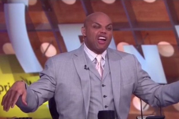 Charles Barkley Makes Fun Of Oklahoma During Broadcast