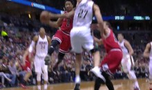 Another Dazzling Derrick Rose Playoffs Performance (Video)