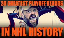 20 Greatest Playoff Beards in NHL History