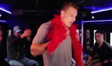 You Can Win a Ride on the Gronk Party Bus, Which Is a Thing That Actually Exists (Video)