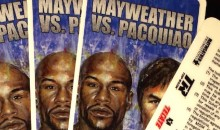 Mayweather-Pacquiao Tickets Are Going for as Much as $40,000 on Stub Hub (Pics)