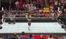 Post-WrestleMania Monday Night RAW Crowd Directs Lewd Chants at WWE Divas (Video)