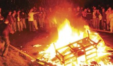 Morgantown Outdoor Furniture Ban Aims to Prevent Celebratory Couch Fires