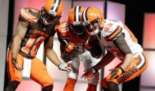 Let's All Critique the New Cleveland Browns Uniforms (Gallery)