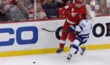 Watch Tampa Bay's Nikita Kucherov Get Kronwalled (Video)