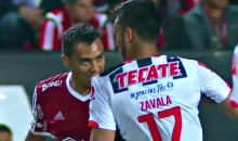 Soccer Bite! Mexican League Player Suspended Two Games for Sensual Nibbling of Opponent (Video)
