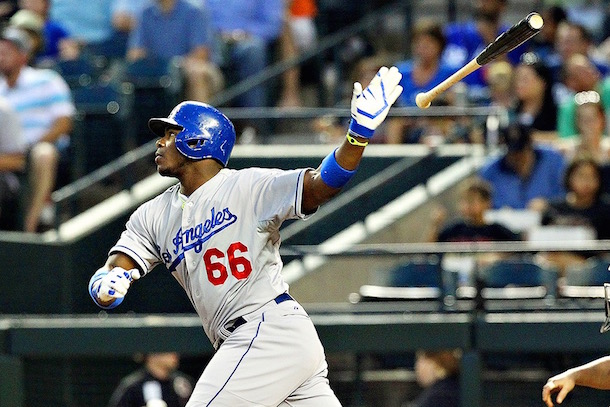 Yasiel Puig's Sherman Oaks home burglarized