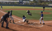 Youth Baseball Player Hurdles Catcher, Like a Boss (Video)