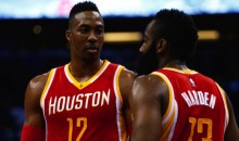 Report: Dwight Howard and James Harden Tried to Get Each Other Traded
