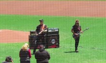 AT&T Park Rocked Out with Metallica Day on Saturday (Video)