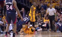 Al Horford Elbow Results in Ejection During Game 3 (Video)