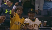Andrew McCutchen Receives Priceless Reaction From Two Young Pirates Fans (Video)