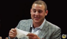 Anthony Rizzo Answers Questions While Eating Very Hot Wings (Video)