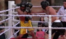 This Bachelorette Boxing Knockout Was More Exciting Than Mayweather-Pacquiao (Video)