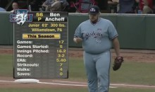 Ben Ancheff: The 300-Pound College Pitcher You Have To See To Believe (Video)