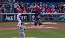 Bryce Harper Ejection By Umpire Marvin Hudson Is a Joke (Video)