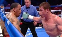 Canelo Alvarez Records Devastating KO vs. James Kirkland (Video)