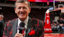 Craig Sager Breaks from Chemo to Attend Rockets-Clippers Game 7 (Video)