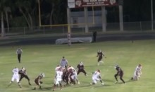 Florida State Recruit Breaks 12 Tackles For Unreal TD (Video)