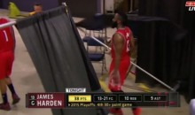 James Harden Snaps After Rockets' Disastrous Final Possession (Video)
