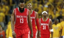 Watch Every James Harden Turnover From Game 5 (Video)