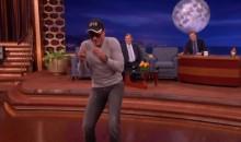 Jean-Claude Van Damme Recreates Kickboxer Dance Scene (Video)