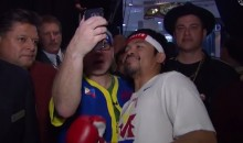 Jimmy Kimmel Talks About Being In Pacquiao's Entourage (Video)