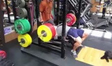 John Cena Bench-Presses 440-Pounds (Video)