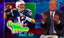 Jon Stewart Puts Deflategate in Perspective, of Course (Video)