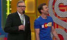 'Price is Right' Contestant Gives Shout-Out to LeBron James (Video)