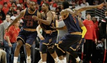 Cavs Win Game 4 on LeBron James Buzzer-Beater (Video)