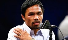 Manny Pacquiao Could Face Perjury Charges for Undisclosed Injury