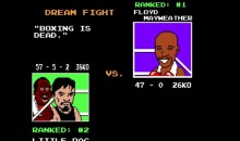Mayweather-Pacquiao Fight Reimagined as 'Punch-Out' (Video)